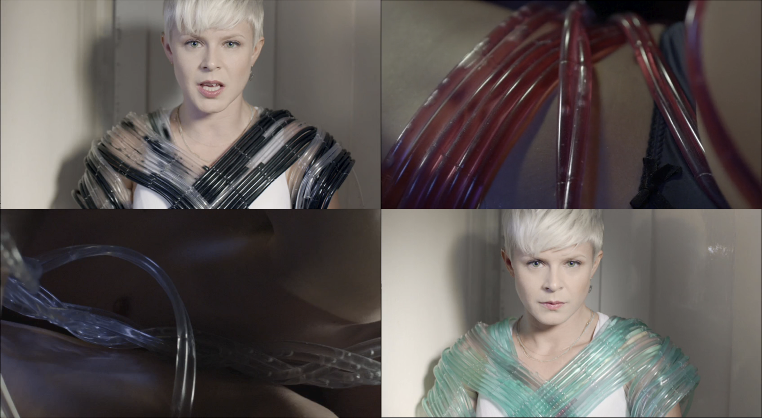 Girlfriend Robyn Cover Robyn Indestructible Music Video
