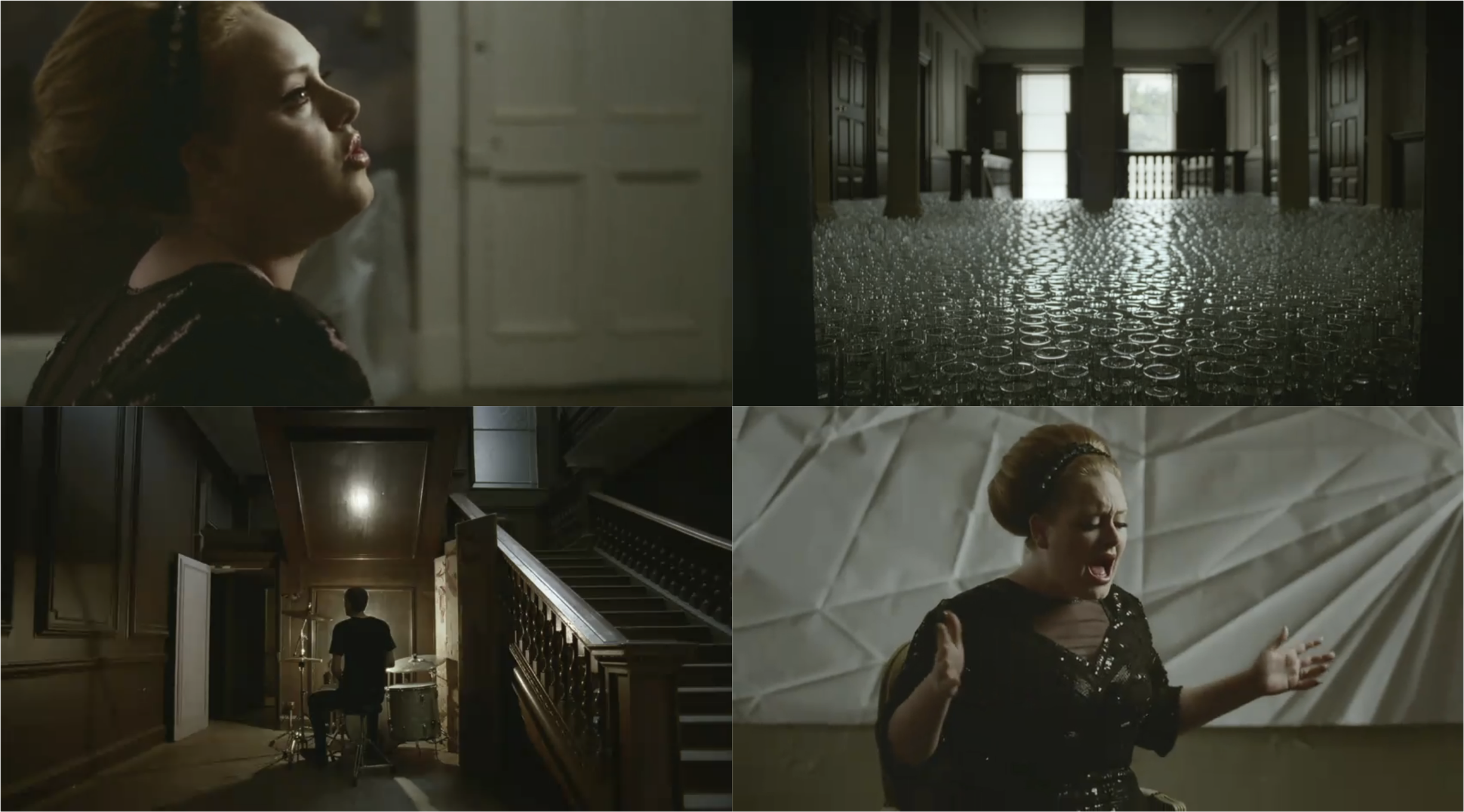 Adele 'Rolling In The Deep' Music Video – Feed Limmy