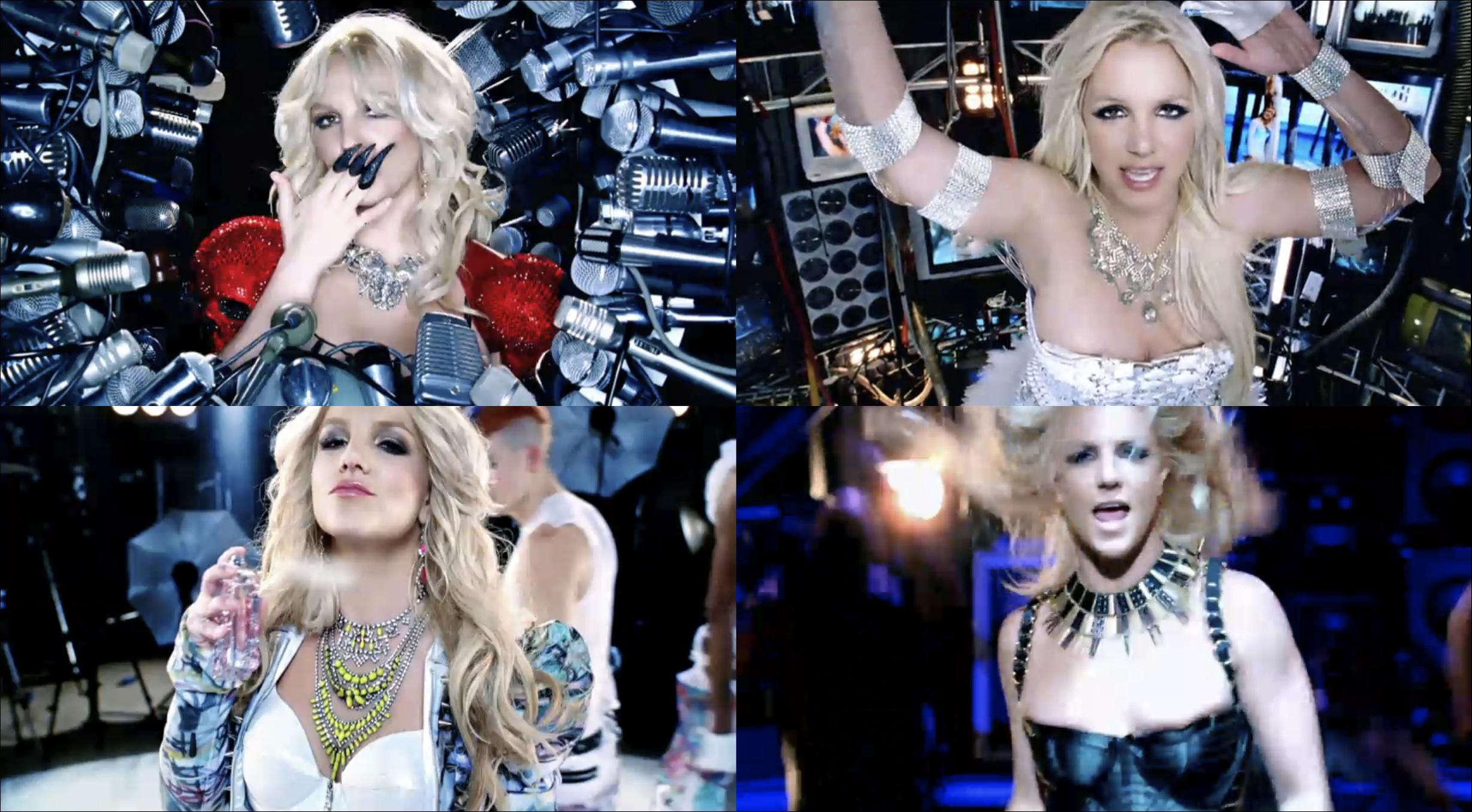 Песни Britney Spears  скачать бесплатно или слушать