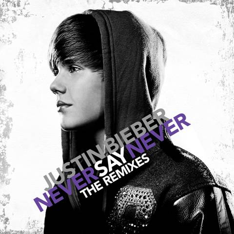 Justin Bieber on Justin Bieber    Never Say Never  The Remixes    Album Details    Feed