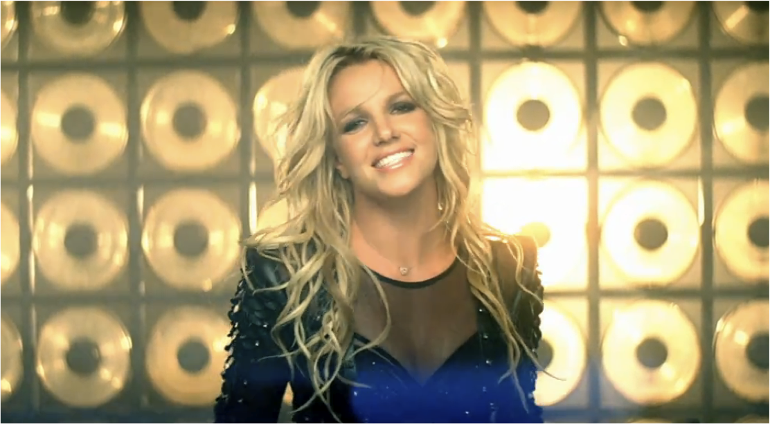 britney spears till the world ends video shoot. #39;Till The World Ends#39; is