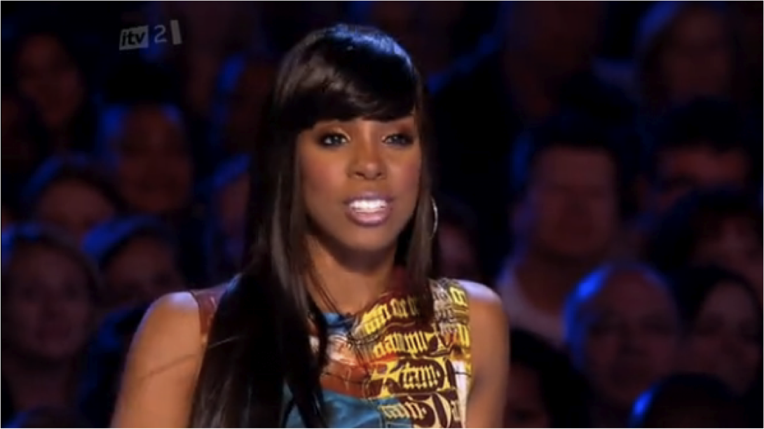 Factor UK Feed:... Kelly Rowland Hairstyles On X Factor