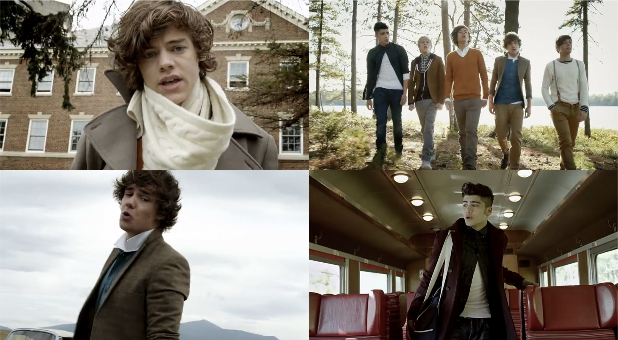 One Direction    Gotta Be You    Music Video