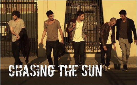 The Wanted 'Chasing The Sun' Music Video