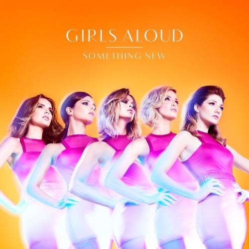 Girls Aloud Something New single artwork