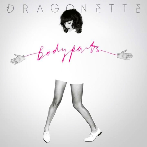 Dragonette Bodyparts