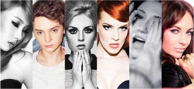 Top 10 Songs of 2012
