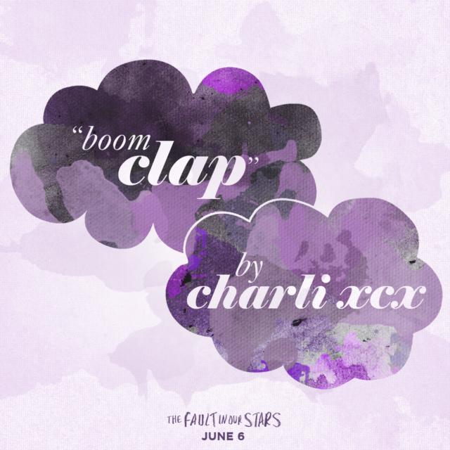 CHARLI XCX BOOM CLAP