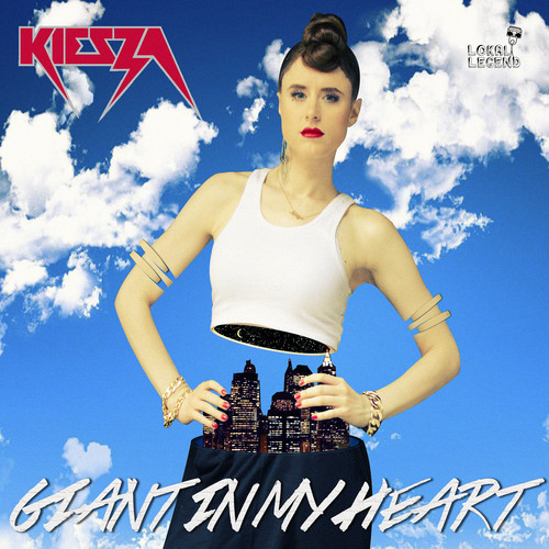 KIESZA GIANT IN MY HEART
