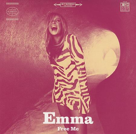 Emma Bunton Free Me