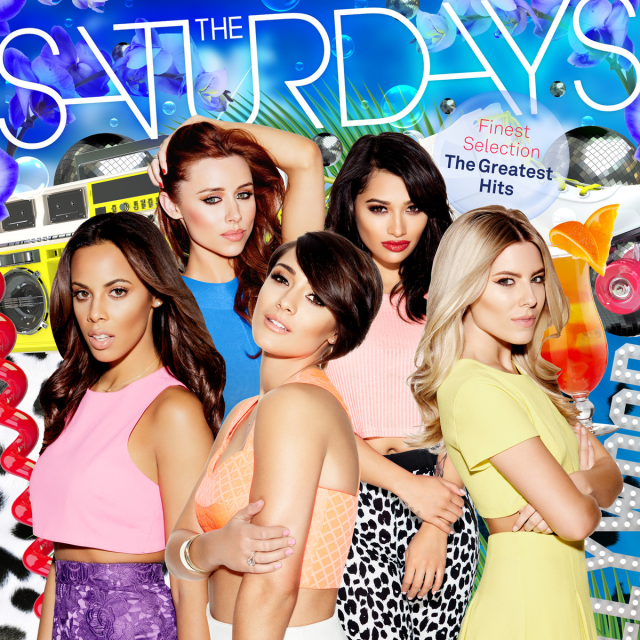 Finest Selection The Saturdays